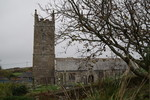 St Levan Church